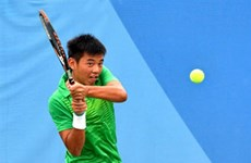 Vietnam's No 1 tennis player drops in latest ATP world rankings