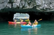 UK magazine calls Vietnam a top kayaking spot