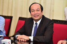 New government spokesman outlines goals, plans