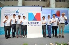 Singapore Maritime Week 2016 kicks off