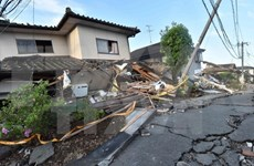 Condolences to Japan over earthquakes
