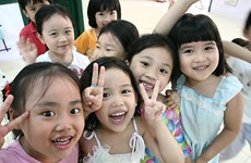 Binh Duong works to ensure children protected