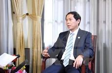 Vietnam helps deepen Asia-Europe partnership