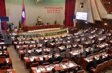 Lao new legislature opens first session