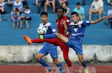 Hai Phong keeps top position at V-League