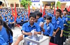 Khanh Hoa youths turn hearts to nation's sea, islands