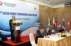 Coordinating board of ASEAN occupational safety network meets