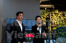 WEF leader joins in exchange with young Vietnamese