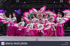 RoK's traditional dances to charm Vietnamese audience