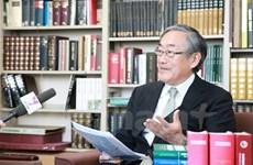 Japanese professor named first Vietnam-Japan University rector