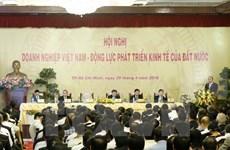 PM pledges best possible conditions for business development