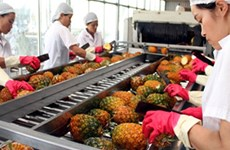 Fruit exports likely to reach over 2 billion USD