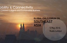 ASEAN businesses asked for more commitments on children's rights