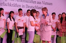 Germany to train more Vietnamese orderlies