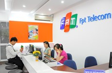 FPT earns 384 million USD in first quarter of this year