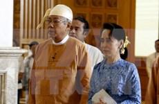 Laos, Myanmar beef up cooperation