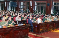 Border friendship exchange programme held in Hanoi