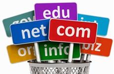 """27,700 """".vn"""" domain names registered in Q1"""