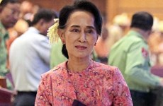 Myanmar, Thailand pledge to reinforce relations