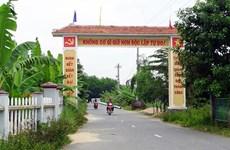 Da Nang has new-style rural district