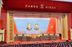 Congratulations to DPRK Workers' Party