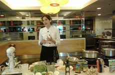 Israeli cuisine showcased in Hanoi