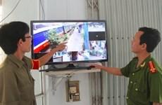 Public cameras help Da Nang better protect public security