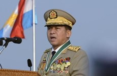 Myanmar military backs constitution amendment