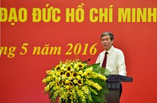 Following Ho Chi Minh's example helps push back degradations