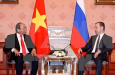 Vietnam, Russia resolved to intensify comprehensive strategic ties