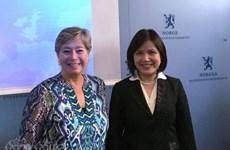 Vietnam, Norway look to boost cooperation