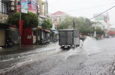 Dong Nai enjoys first widespread rain since last November