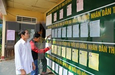 Arrangements for general election almost completed: official