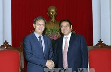 Lao ambassador vows to bring Vietnam-Laos ties to new height
