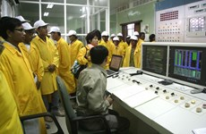 Workshop promotes nuclear power