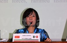 East Sea issue spotlighted in Mexico