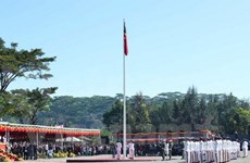 Timor-Leste celebrates Restoration of Independence Day