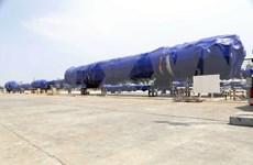 Doosan Vina hi-tech products shipped to Peru