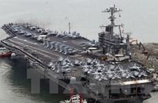 US fleet visits Philippines