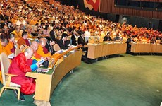 UN marks International Day of Vesak