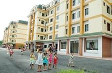 Loans aimed for social housing