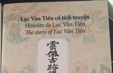 Multi-language book on Vietnamese epic poem launched