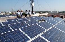 Workshop seeks to develop renewable energy in Vietnam