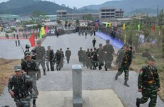 Results, difficulties seen in enforcing Vietnam-China border documents
