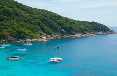 Thailand stops tourism activities on three southern islands