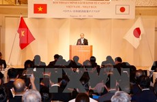 PM attends Vietnam-Japan economic policy dialogue