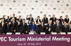 APEC economies to boost tourism collaboration
