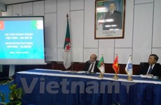 Vietnamese, Algerian enterprises seek to expand links