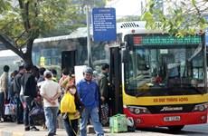 Hanoi increases bus fares, subsidies cut