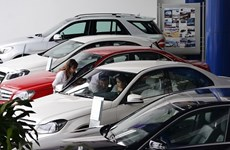 Car imports rise sharply following tax adjustment